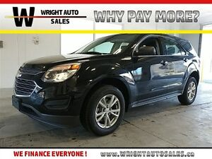 2017 Chevrolet Equinox LS| BLUETOOTH| BACKUP CAM| CRUISE CONTROL
