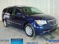 2014 Chrysler Town & Country Touring Backup Camera Power Seat