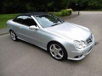 Mercedes CLK CLK350 SPORT FULL SERVICE HISTORY CLK CLK350 SPORT FULL SERVICE HISTORY 2007