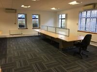Serviced Office in Bradley Stoke, Bristol flexible circa 500 or 1000sq ft, Newly Refurbished