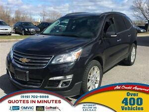 2013 Chevrolet Traverse 1LT | AWD | 7 PASSENGER | ALLOYS