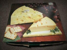 Brand new ceramic Swiss Cheese Dome by Boston Warehouse