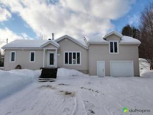 199 000$ - Maison à un étage et demi à ND-Du-Mont-Carmel