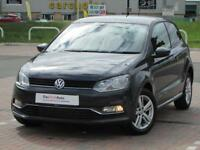 Volkswagen Polo MATCH EDITION (grey) 2017-05-31