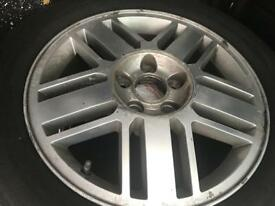 Ford Focus allot wheels 108x5