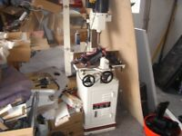 Jet professional mortiser/not saw/drill/sander