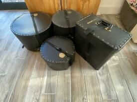 Set of 4 Drum Cases
