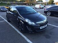 Vauxhall Corsa 1.2 Limited Edition Black