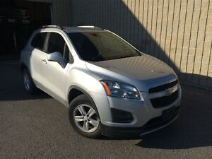 2014 Chevrolet Trax LT**AWD**BLUETOOTH**ALLOYS