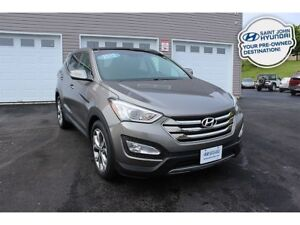 2013 Hyundai Santa Fe Sport Limited! LOADED! AWD! LEATHER! NAV!