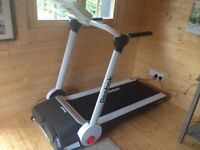 Reebok iRun Treadmill Running Machine in great working order