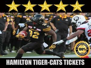 Discounted Hamilton Tiger Cats Tickets | Last Minute Delivery Guaranteed!