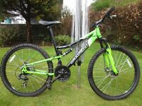 Gents/Teenager Apollo Gradient Mountain Bike 14""