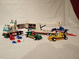Lego Set 6335 - Indy Transport