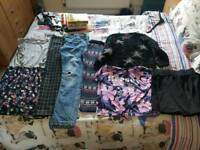 girls clothes 12-13y