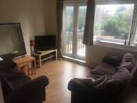 Double room available in friendly flatshare, handy for Forest Hill Station