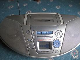Panasonic Power Blaster Radio