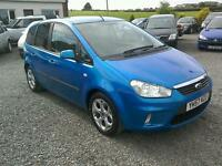 07 Ford Cmax Zetec 5 door Moted Dec 2016( can be viewed inside anytime)