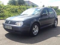2002 VW GOLF 2.0 GTI - 5 DOOR - 103 K MILES - 1 YEAR MOT