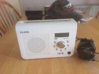 Pure Dab radio