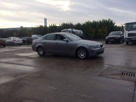 BMW 5 SERIES 3.0 530d SE 4dr automatic
