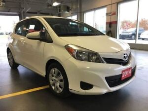 2014 Toyota Yaris LE - Toyota Certified, 160-Point Inspection, 4