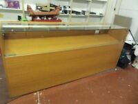 Display counter / Cabinets