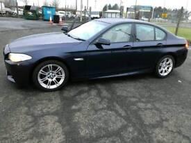 BMW 520D M SPORT F10 AUTOMATIC DIESEL FULL SERVICE HISTORY