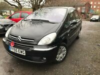 Citroen Xsara Picasso - 1.5 HDI - Diesel - 3 former keepers - service hisotry - warranted miles