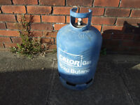 BUTANE GAS BOTTLE CALOR 15KG EMPTY