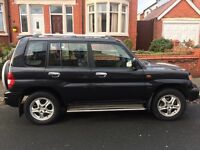 mitsubishi 2004 pinin. Lady driver, owned since new, low milage, good condition