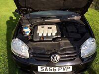 Volkswagen Golf GTI Sport, Black, 3 Door hatchback, sport TDI 4motion