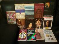 Job Lot of Books - Over 30 titles