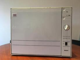Bosch dishwasher - surface top