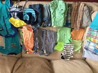 boys 12-18 months clothes bundle