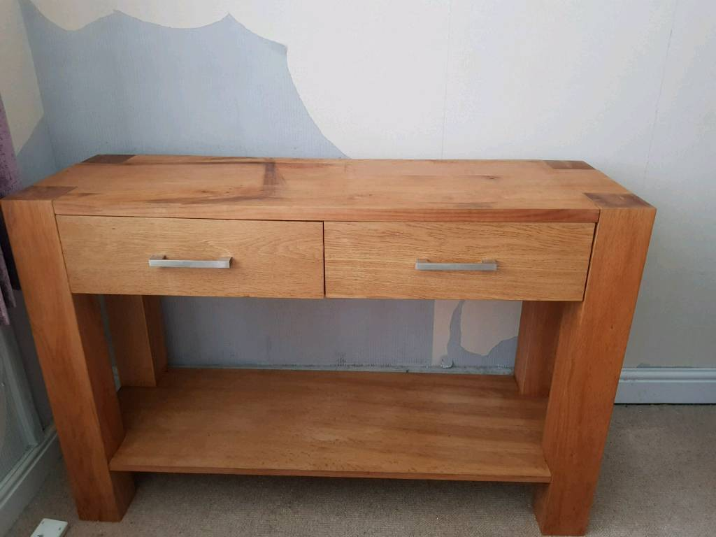 Drawer/Table Console