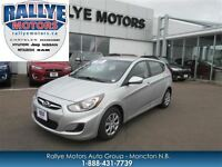 2012 Hyundai Accent GL, Auto, Air, 51 Kms, Warranty