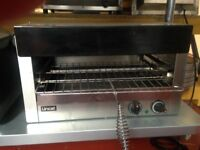 Lincat LPC Pizzacheff Infra-Red Grill With Rod Shelf / Restaurant / Take Away / Dining