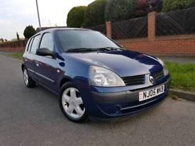 Renault Clio 11 month mot