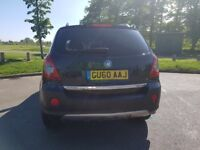 Vauxhall antara 2010 Cdti New shape exclusive station wagon 5door, in perfect condition low milage