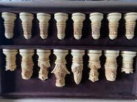 Studio Anne Carlton chess set rrp £295