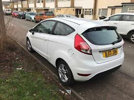 Ford Fiesta 2013 1.2 Petrol Cheap Last Price Low Milage