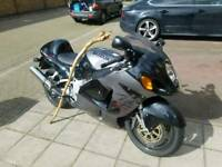 Hayabusa 1300RX FULL POWER, ONE OFF, COLLECTIBLE!