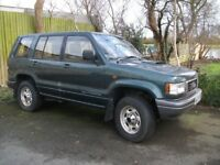Isuzu Trooper 3.1 TDi Spares or Repair
