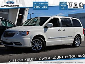 2011 Chrysler Town & Country **TOURING*STOW N'GO*CRUISE*A/C 2 ZO