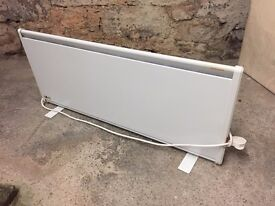 Slim Electric Heaters (3 available - £5 each or £15 for 3)