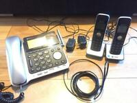 set of Office Network Telephones