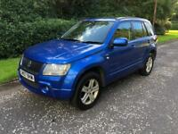 Suzuki Grand Vitara 1.9 DDIS, Next Year MOT, Diesel 5 Door