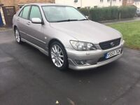 Lexus IS200 LE 2003 12 Months Mot ***Low Miles*Immaculate Condition***