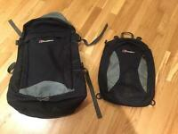 Berghaus 70l (55+15) backpack